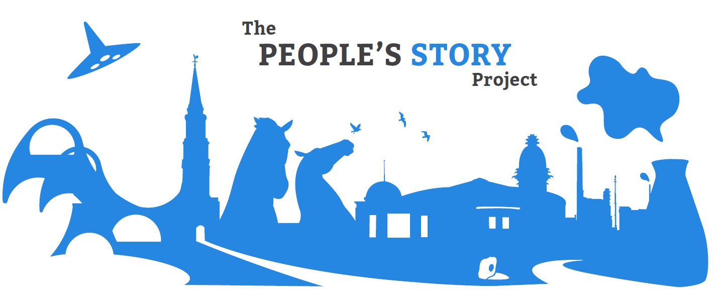 Peoples Story Project banner