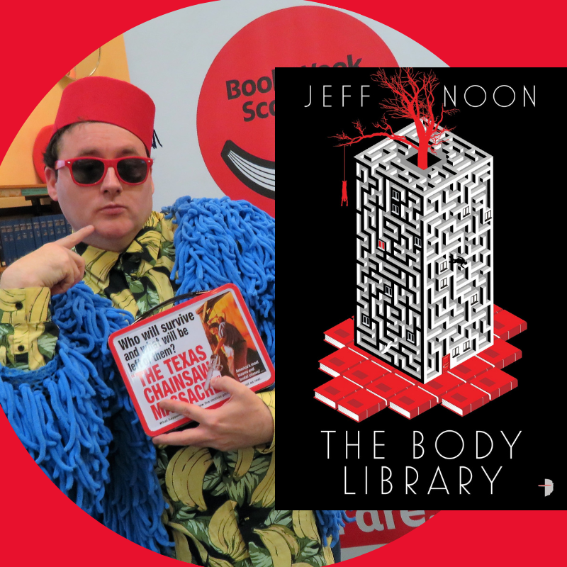 Kirkland Ciccone Jeff NoonThe Body Library
